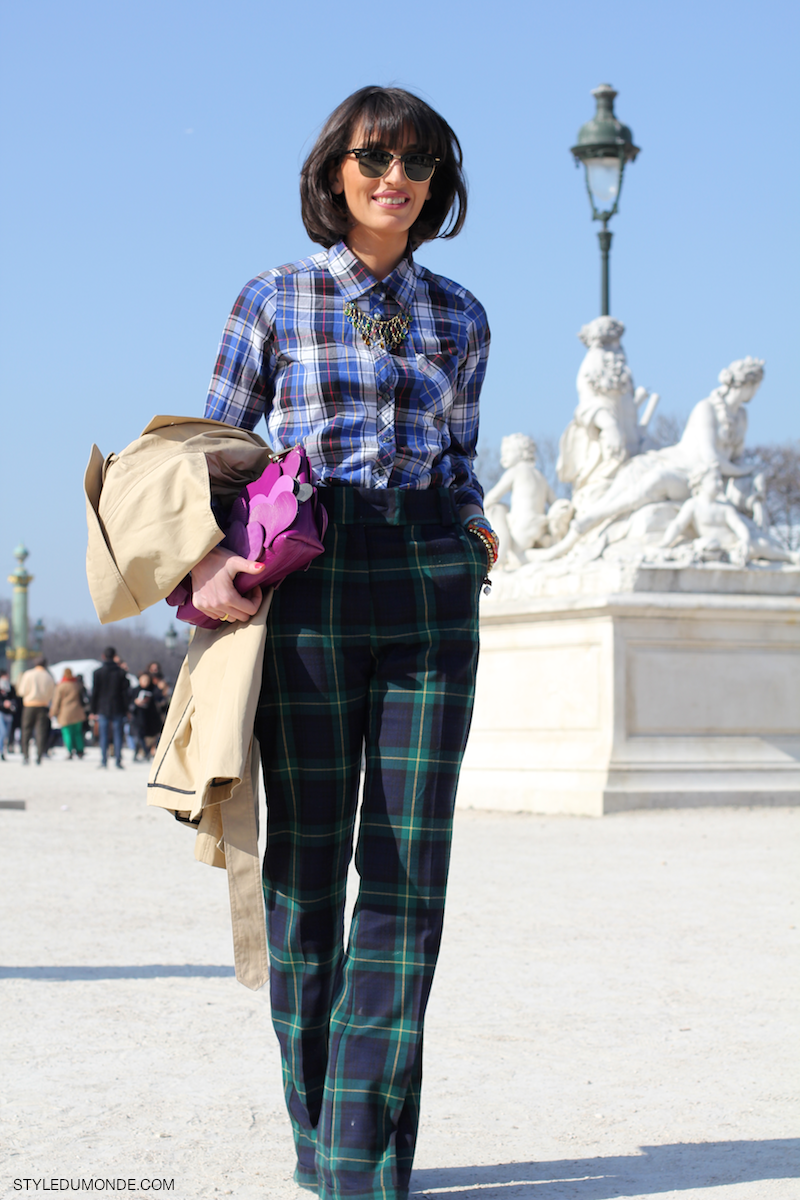 Plaid by StyleDuMonde
