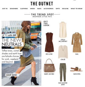 Christine Centenera streetstyle by STYLEDUMONDE on Outnet