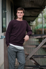 Olivier Philippaerts by STYLEDUMONDE for H&M HM We love horses