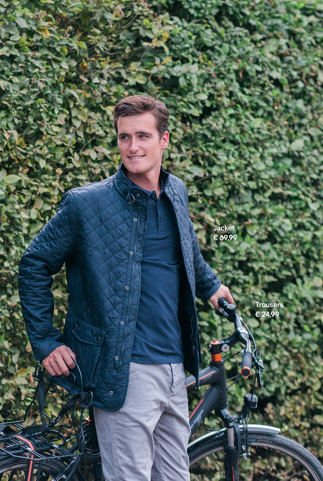 Olivier Philippaerts by STYLEDUMONDE for HM We Love Horses