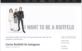 STYLEDUMONDE on I want to be A Roitfeld October 2013 Header