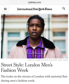 STYLEDUMONDE-street-style-for-The-New-York-Times Asap Rocky