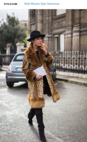 Sophie Pera Street Style Street Fashion Streetsnaps by STYLEDUMONDE on StyleCom