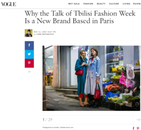 TL180 designers story shot by STYLEDUMONDE for VogueCom