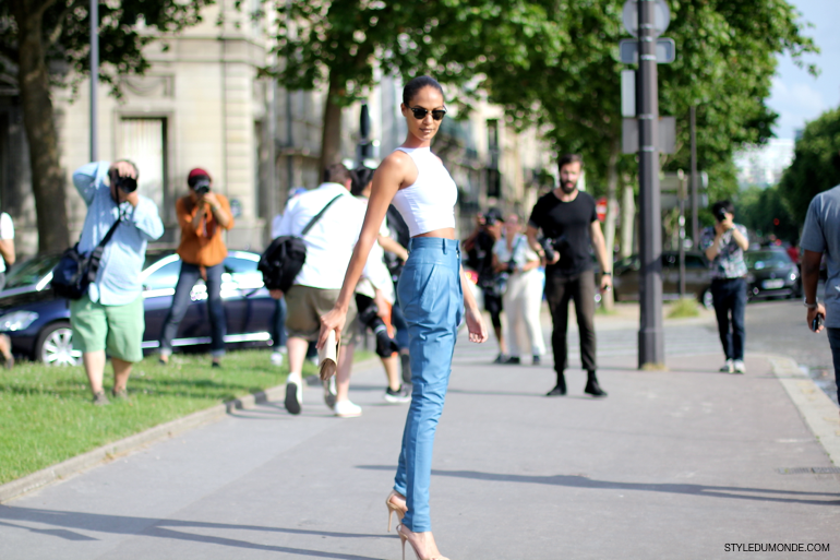 Joan Smalls full by STYLEDUMONDE