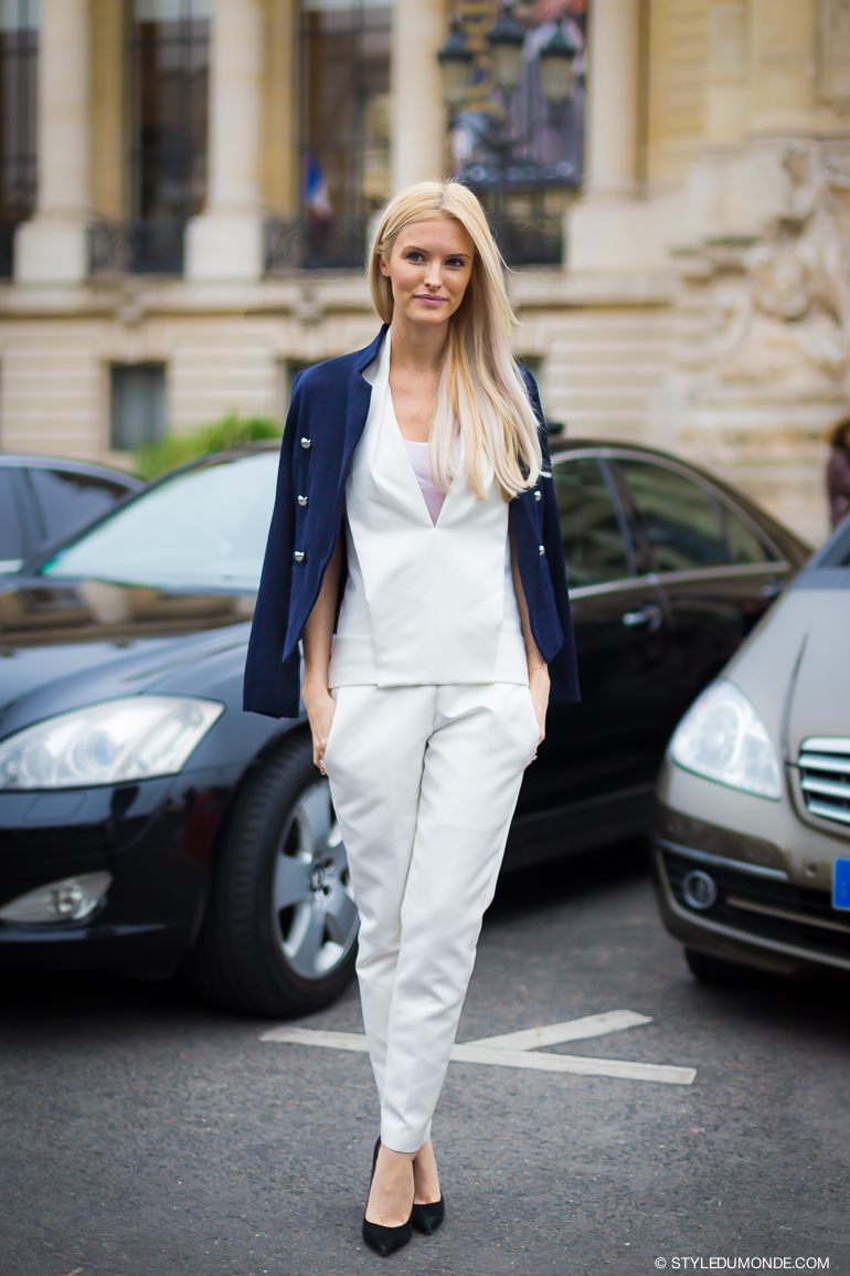 Paris Fw Ss2014 Kate Davidson Hudson Style Du Monde Street Style Street Fashion Photos