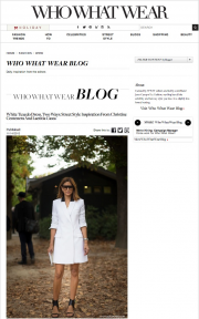 Style Du Monde on Who What Wear November 2013 2