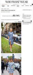 Style Du Monde on Who What Wear November 2013 3