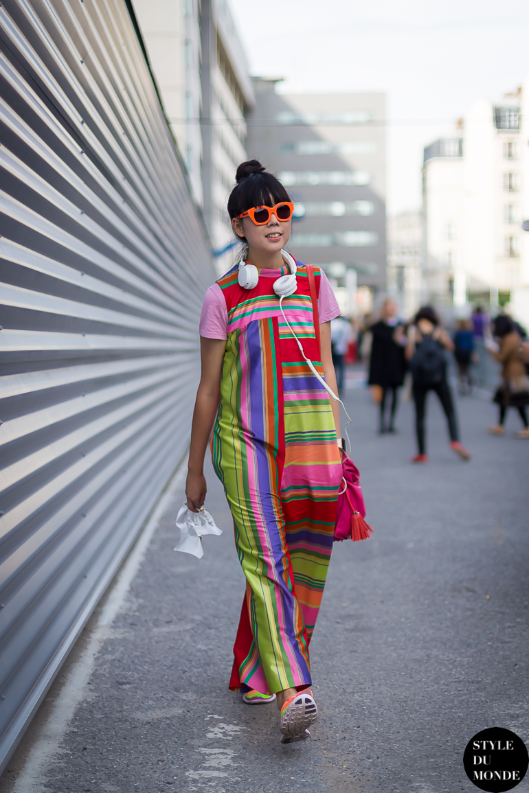 Susie Bubble Street Style Street Fashion by STYLEDUMONDE Street Style Street Fashion blog