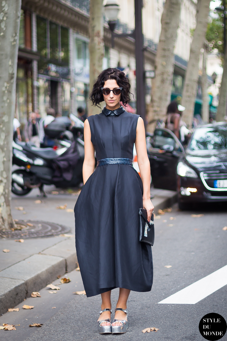 Yasmin Sewell Street Style Street Fashion by STYLEDUMONDE Street Style Street Fashion blog