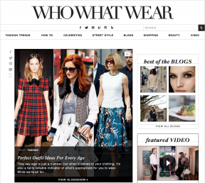 Style Du Monde on Who What Wear January 22 2014 Perfect outfit Ideas for every age Street Style Street Fashion