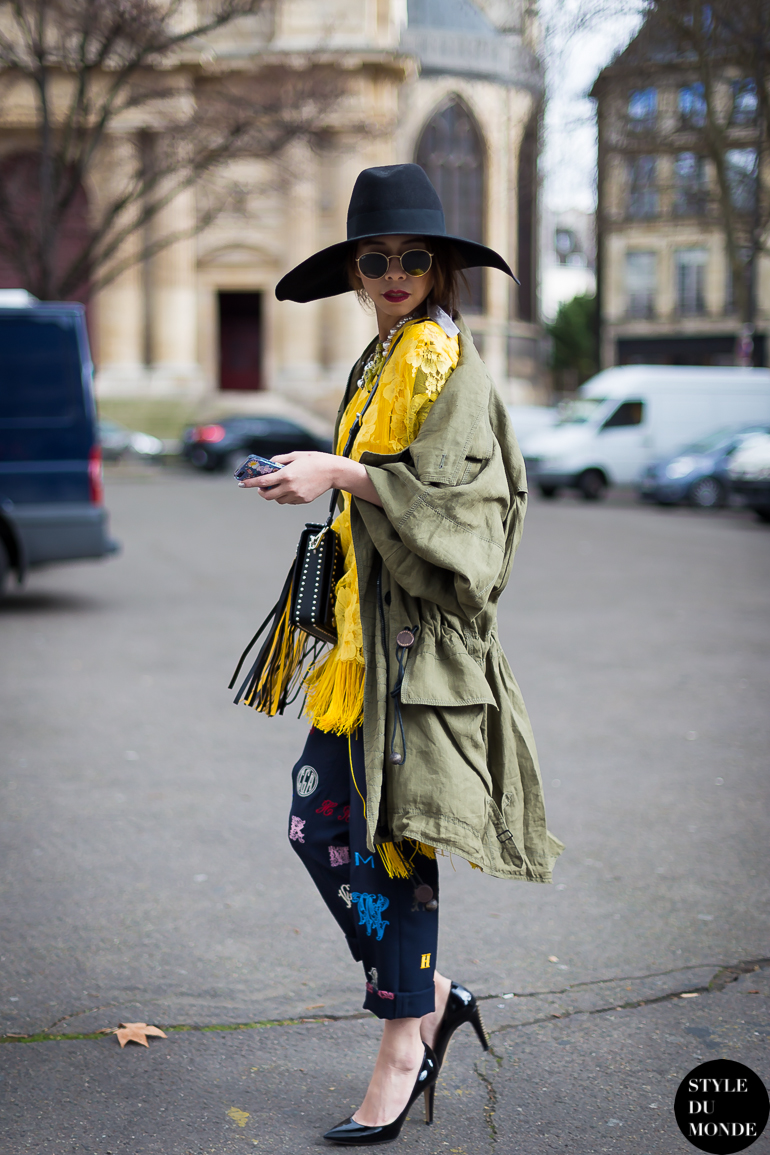 Ploy Chava Street Style Street Fashion by STYLEDUMONDE Street Style Fashion Blog