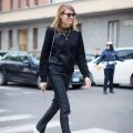 Veronika Heilbrunner Street Style Street Fashion by STYLEDUMONDE Street Style Fashion Blog