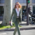 Ece Sukan Street Style Street Fashion by STYLEDUMONDE Street Style Fashion Blog