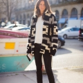 Geraldine Saglio Street Style Street Fashion by STYLEDUMONDE Street Style Fashion Blog
