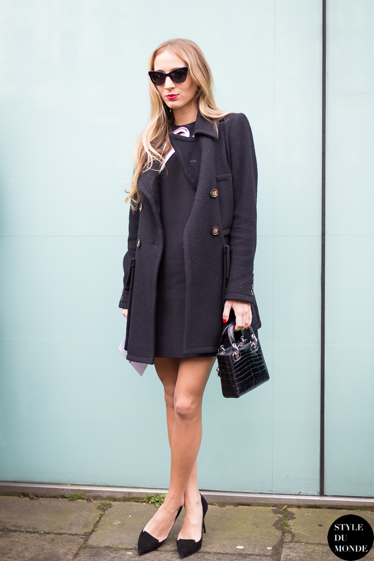 Harley Viera-Newton Street Style Street Fashion by STYLEDUMONDE Street Style Fashion Blog