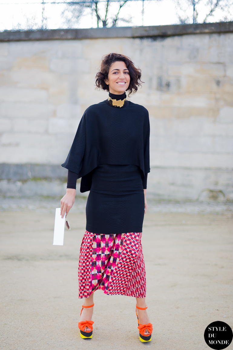 Yasmin Sewell Street Style Street Fashion by STYLEDUMONDE Street Style Fashion Blog