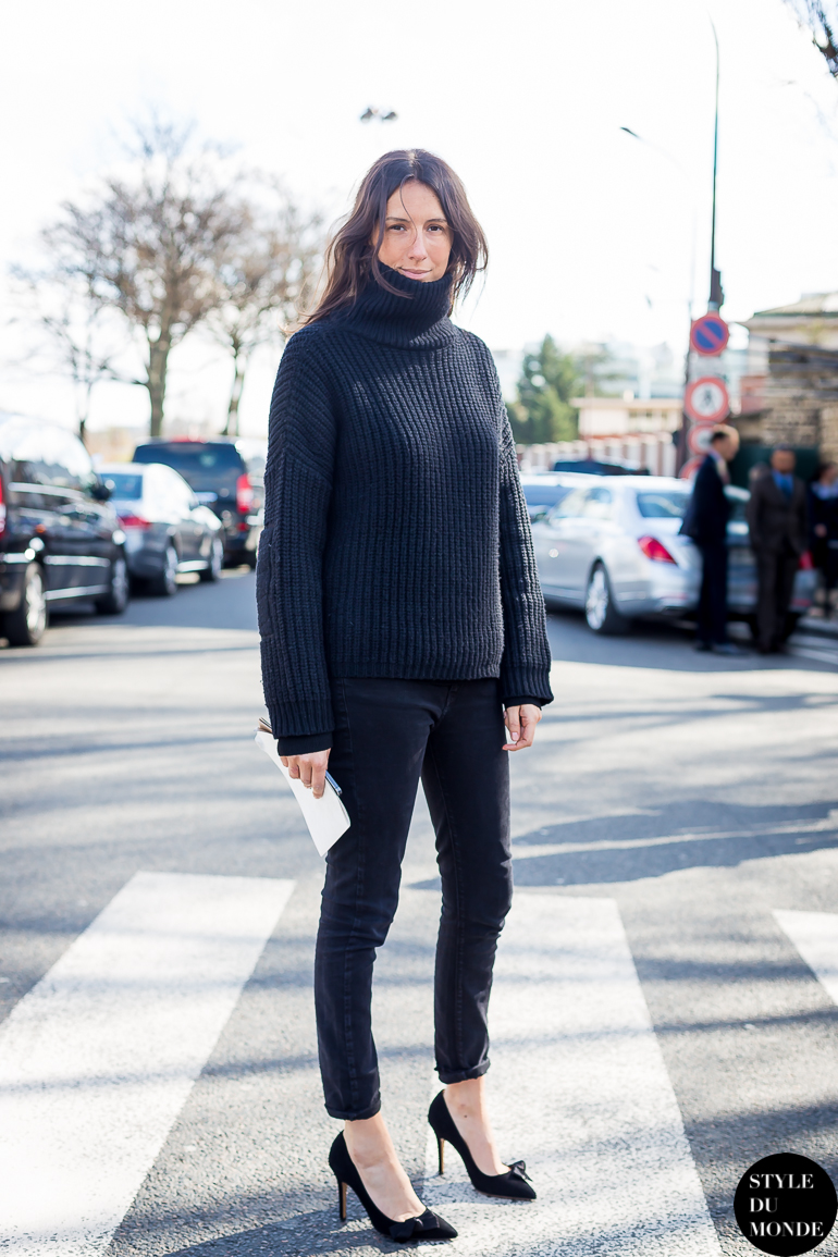 The Gallery For French Street Style 2014