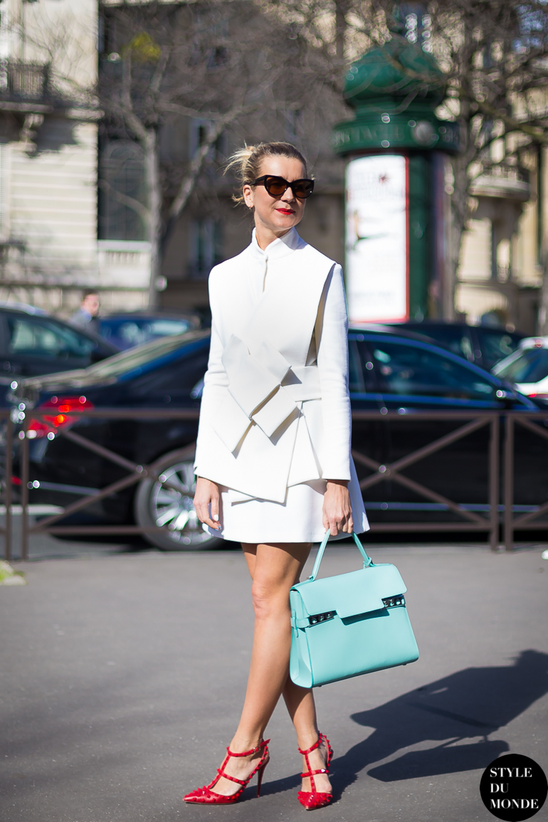 Paris Fashion Week Fw 2014 Street Style Natalie Joos