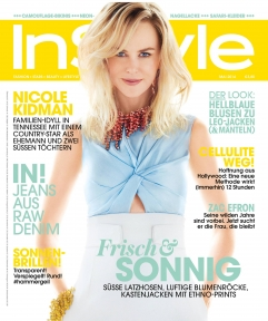 InStyle Germany May 2014 cover Nicole Kidman