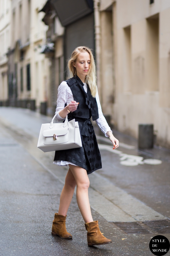 Alice Zielasko Street Style Street Fashion by STYLEDUMONDE Street Style Fashion Blog