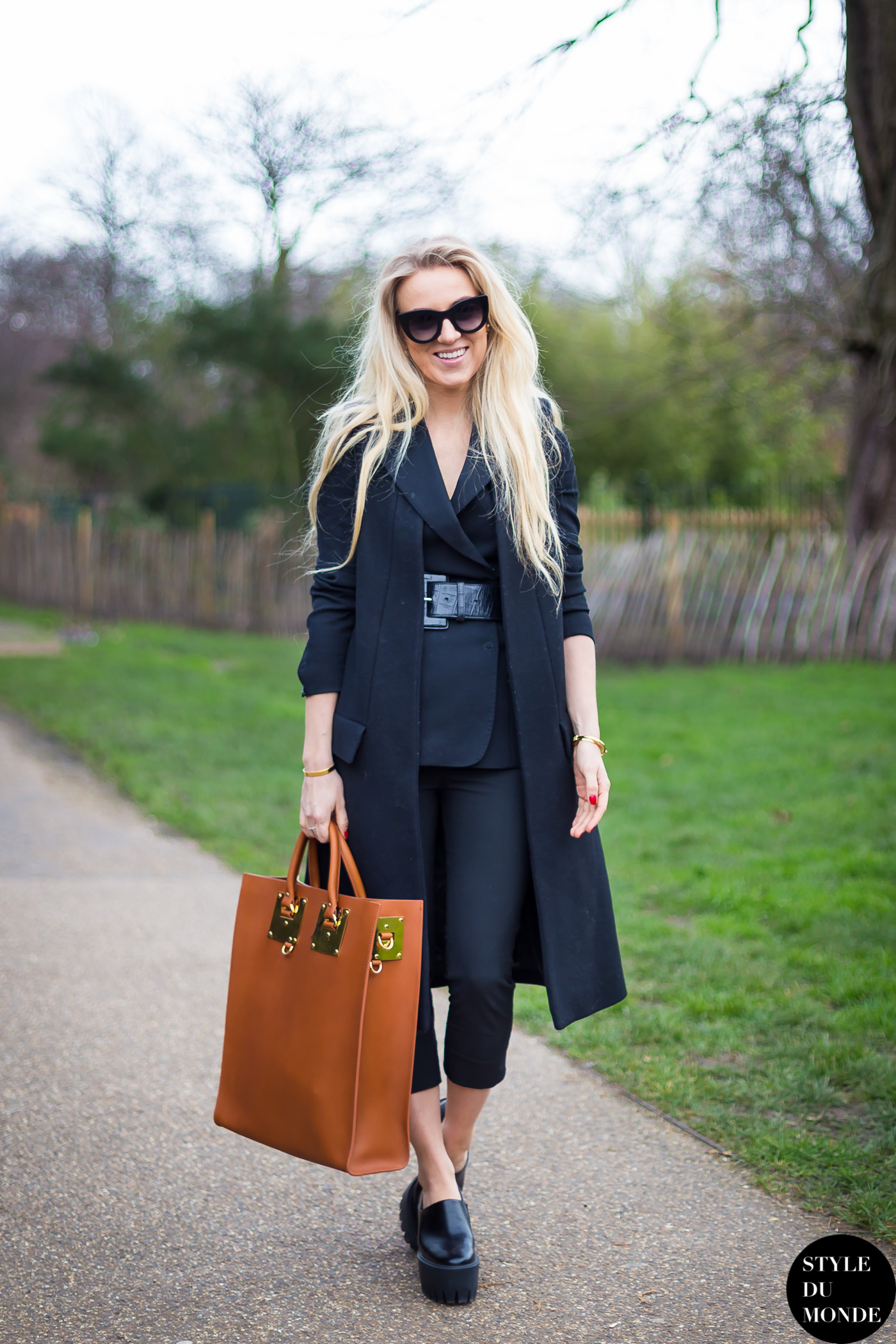 Sandra Hagelstam 5inchup Street Style Street Fashion by STYLEDUMONDE Street Style Fashion Blog