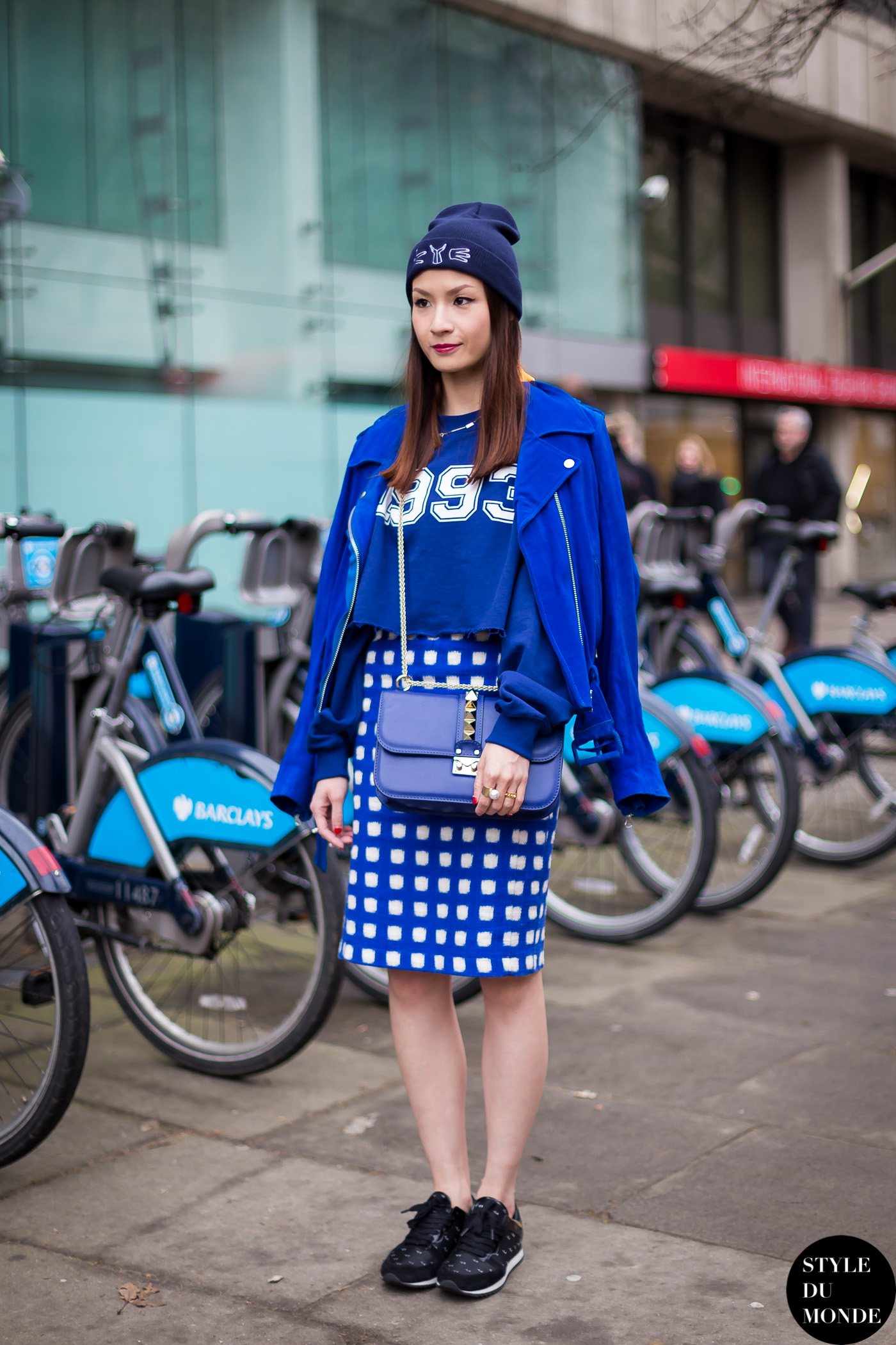 Tracey Cheng Street Style Street Fashion by STYLEDUMONDE Street Style Fashion Blog