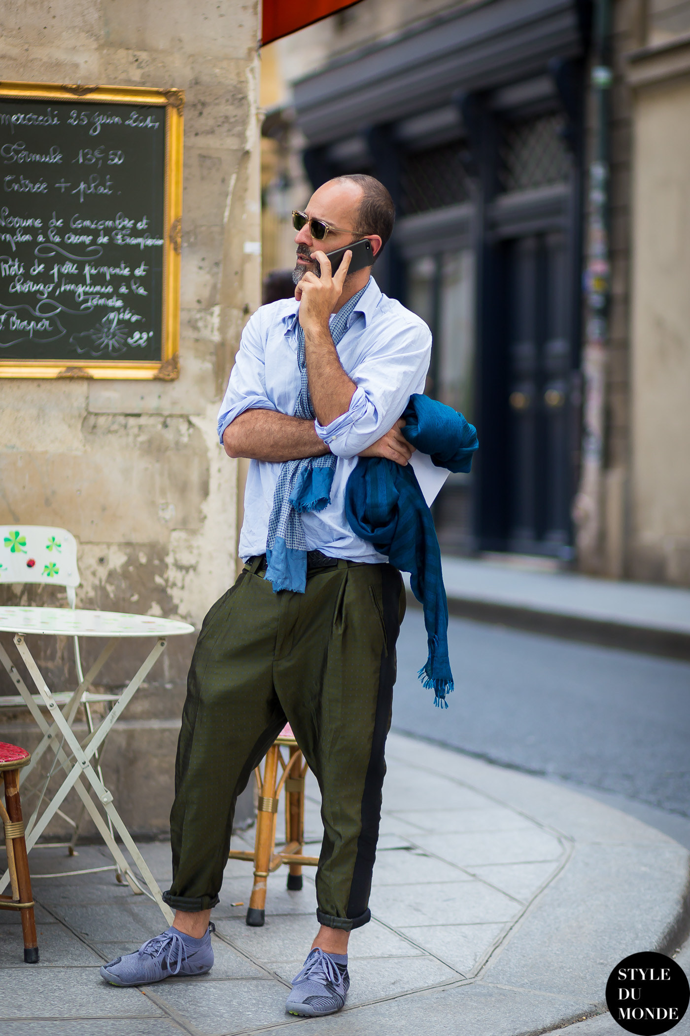 Paris Men 39 S Fashion Week Spring 2015 Street Style Before Haider Ackermann Style Du Monde