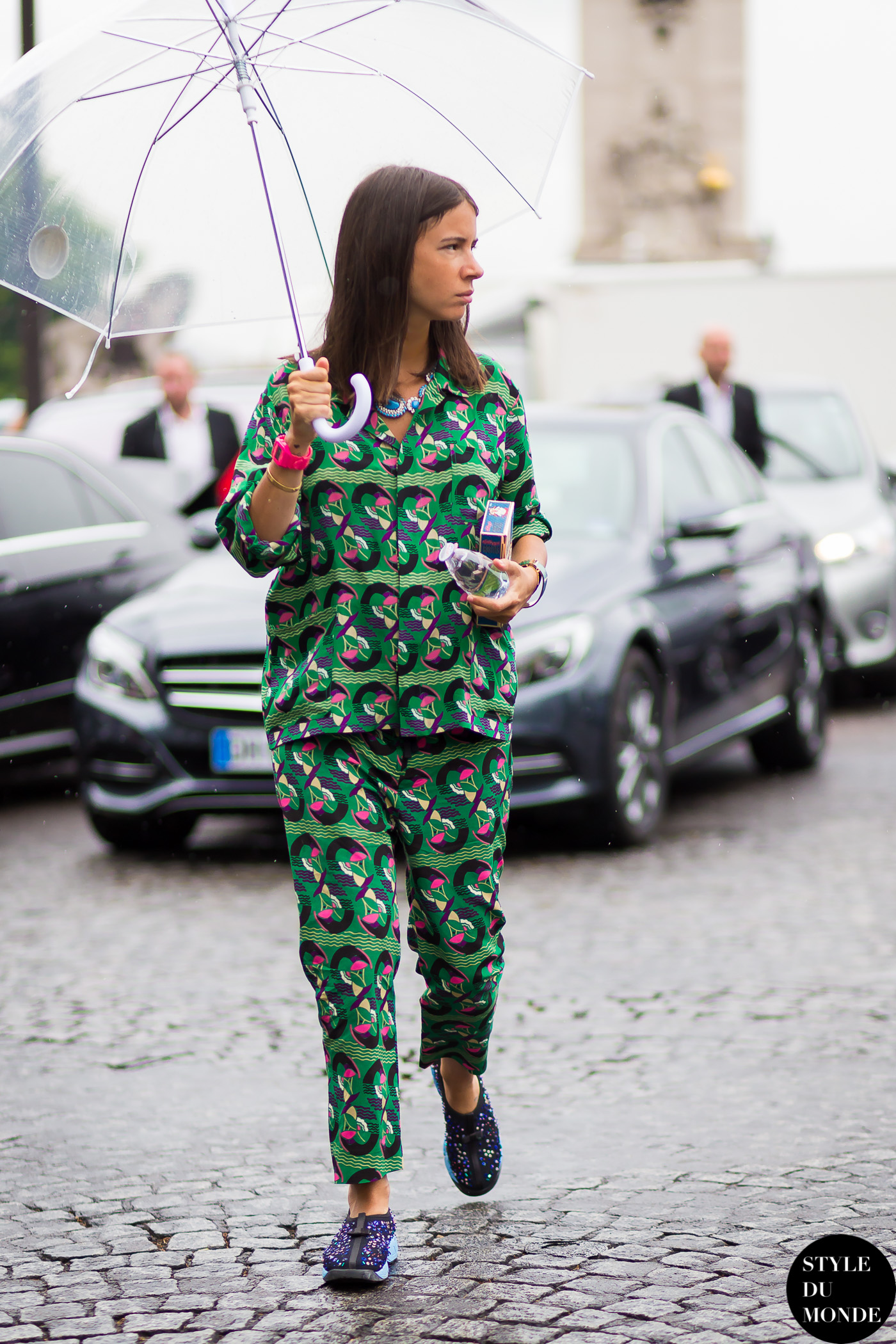 Paris Men 39 S Fashion Week Spring 2015 Street Style Natasha Goldenberg Style Du Monde Street