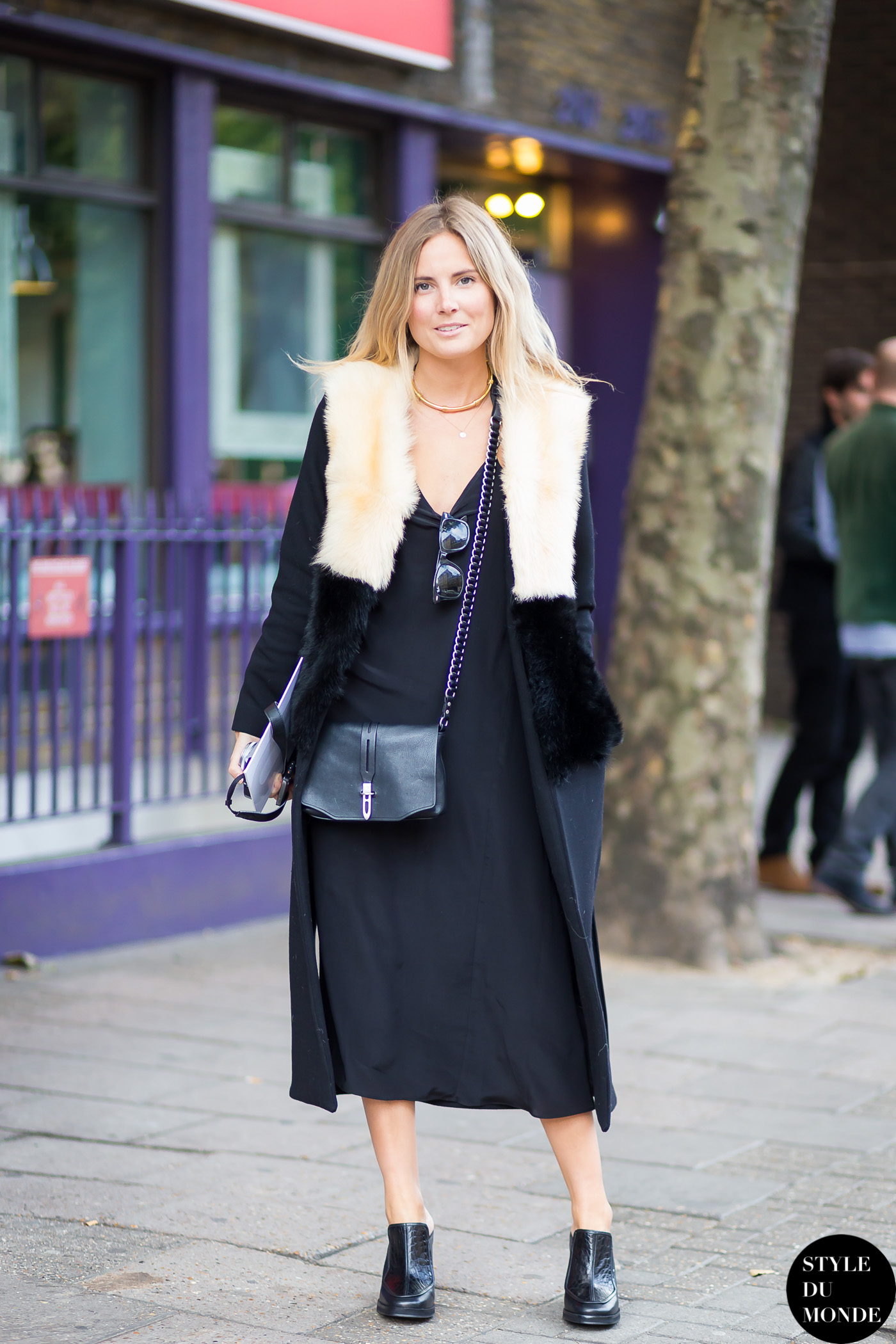 London Fw Ss15 Street Style Lucy Williams Style Du Monde Street Style Street Fashion Photos