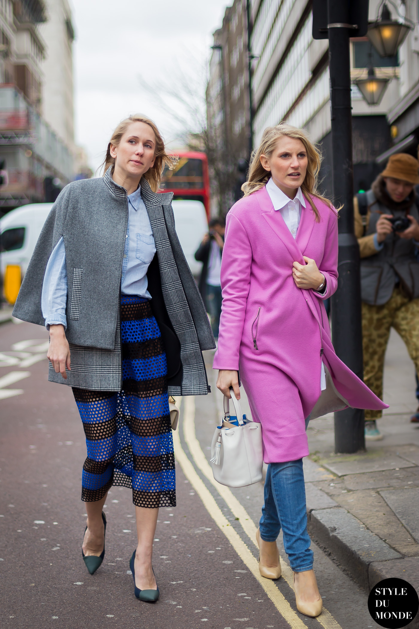 Indre Rockefeller Street Style Street Fashion Streetsnaps by STYLEDUMONDE Street Style Fashion Blog