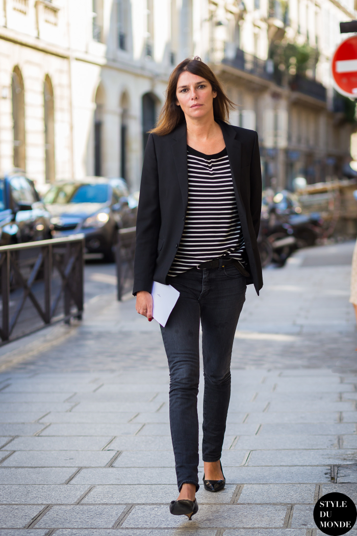 Paris Fw Ss15 Street Style Claire Dhelens Style Du