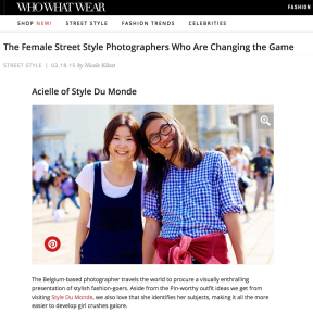 The Female Street Style Photographers Who Are Changing the Game