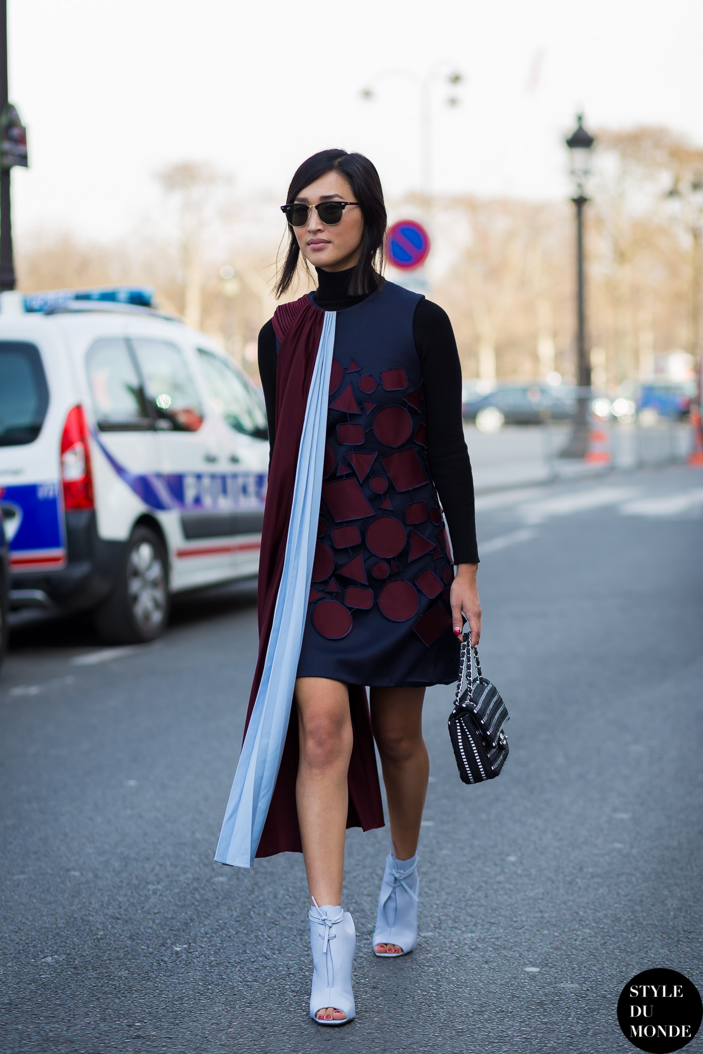 Paris Fashion Week Fw 2015 Street Style Nicole Warne