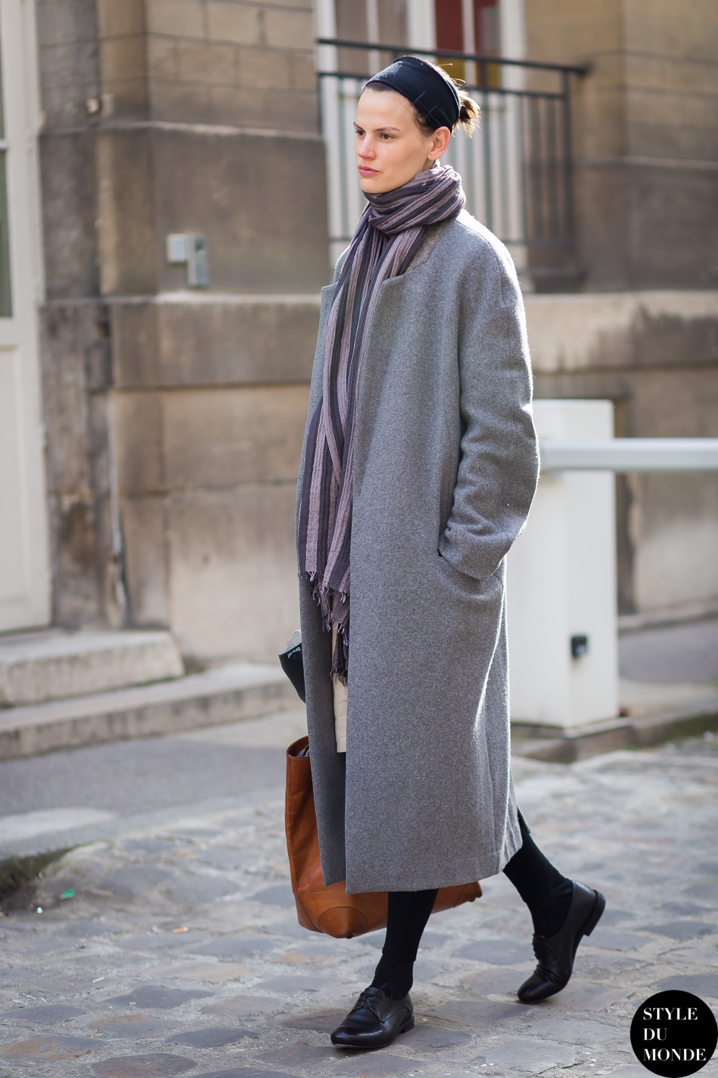 Paris Fashion Week Fw 2015 Street Style Saskia De Brauw