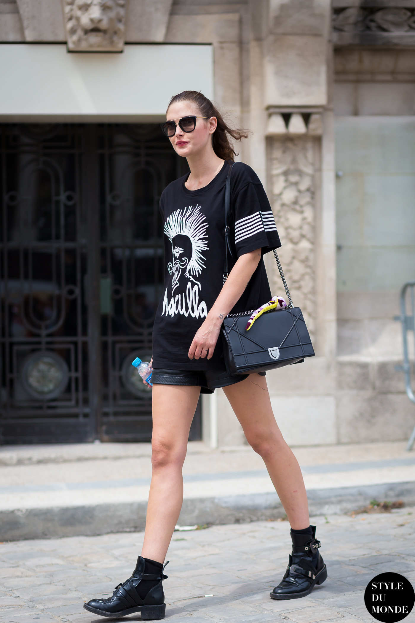 Catherine McNeil Street Style Street Fashion Streetsnaps by STYLEDUMONDE Street Style Fashion Photography