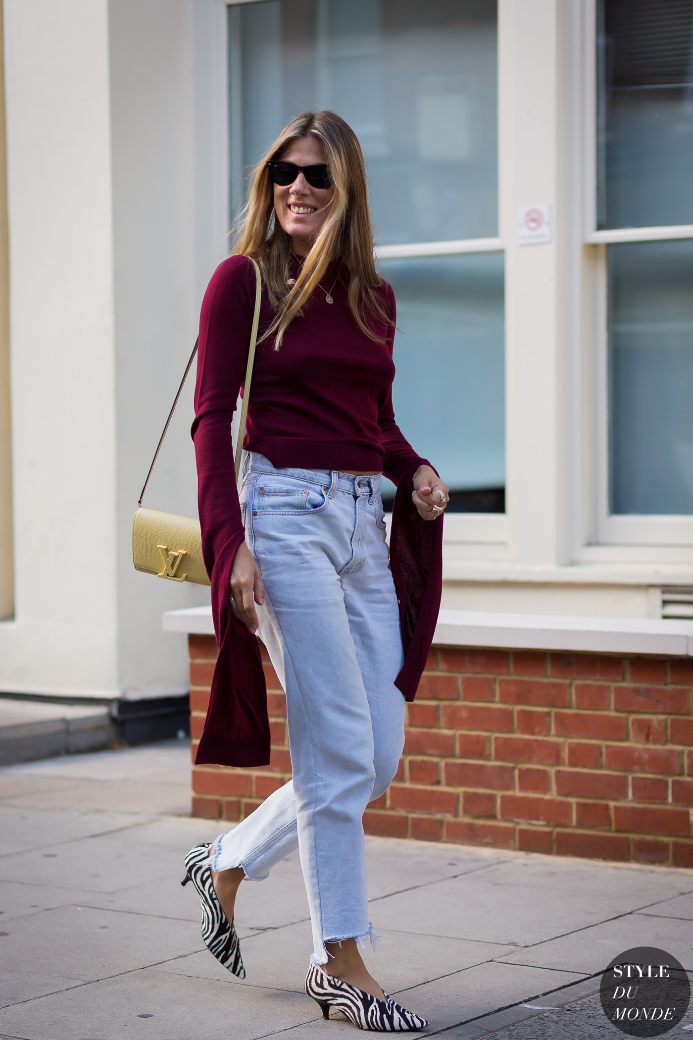 Natalie Hartley Street Style Street Fashion Streetsnaps by STYLEDUMONDE Street Style Fashion Photography