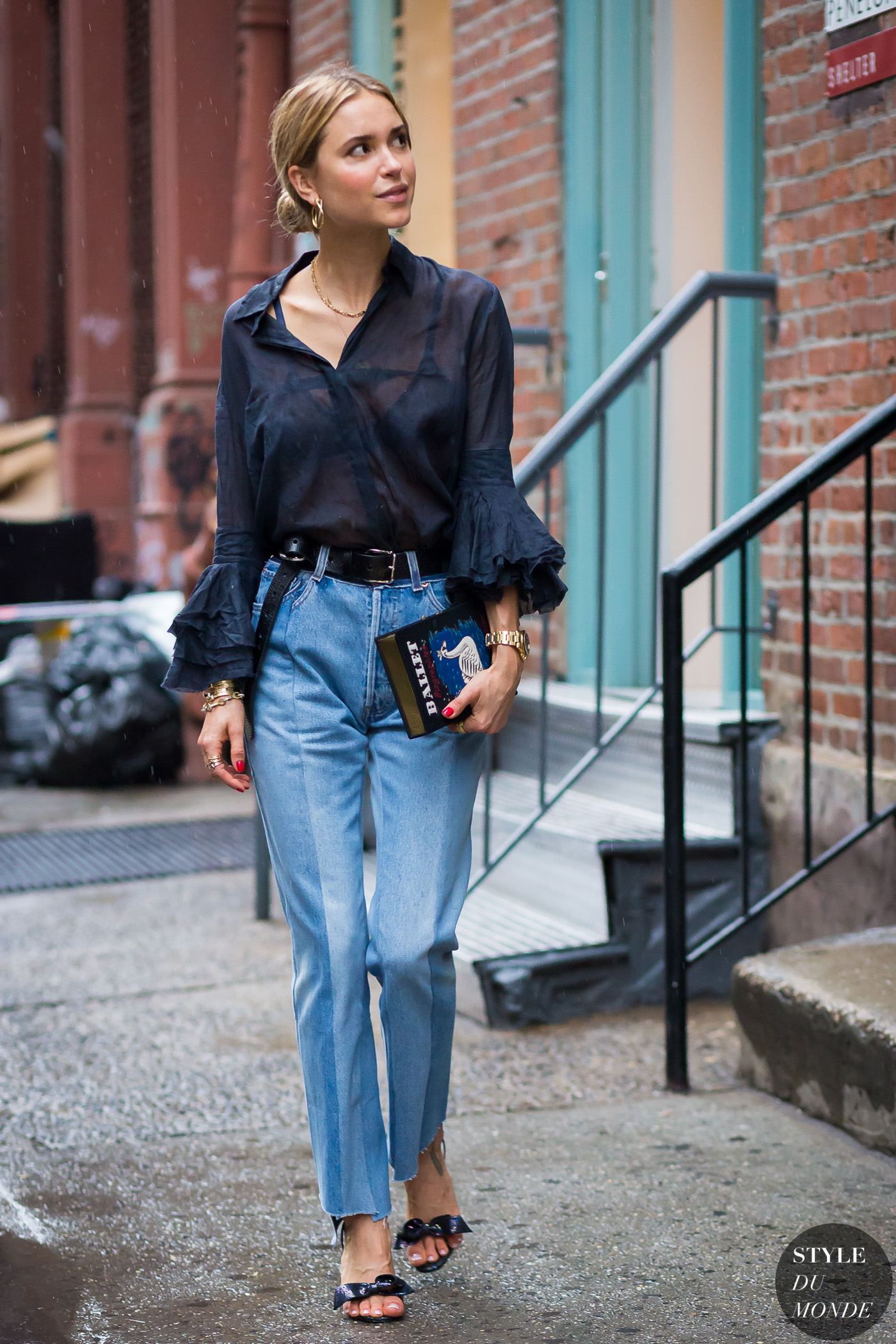 New York Fashion Week Ss 2016 Street Style Pernille