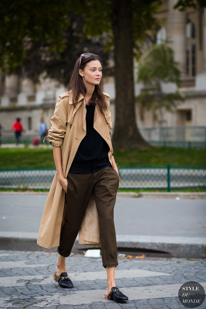 Street Style India Fashion Blog: Paris Fashion Week SS 2016 Street Style: Diana Moldovan
