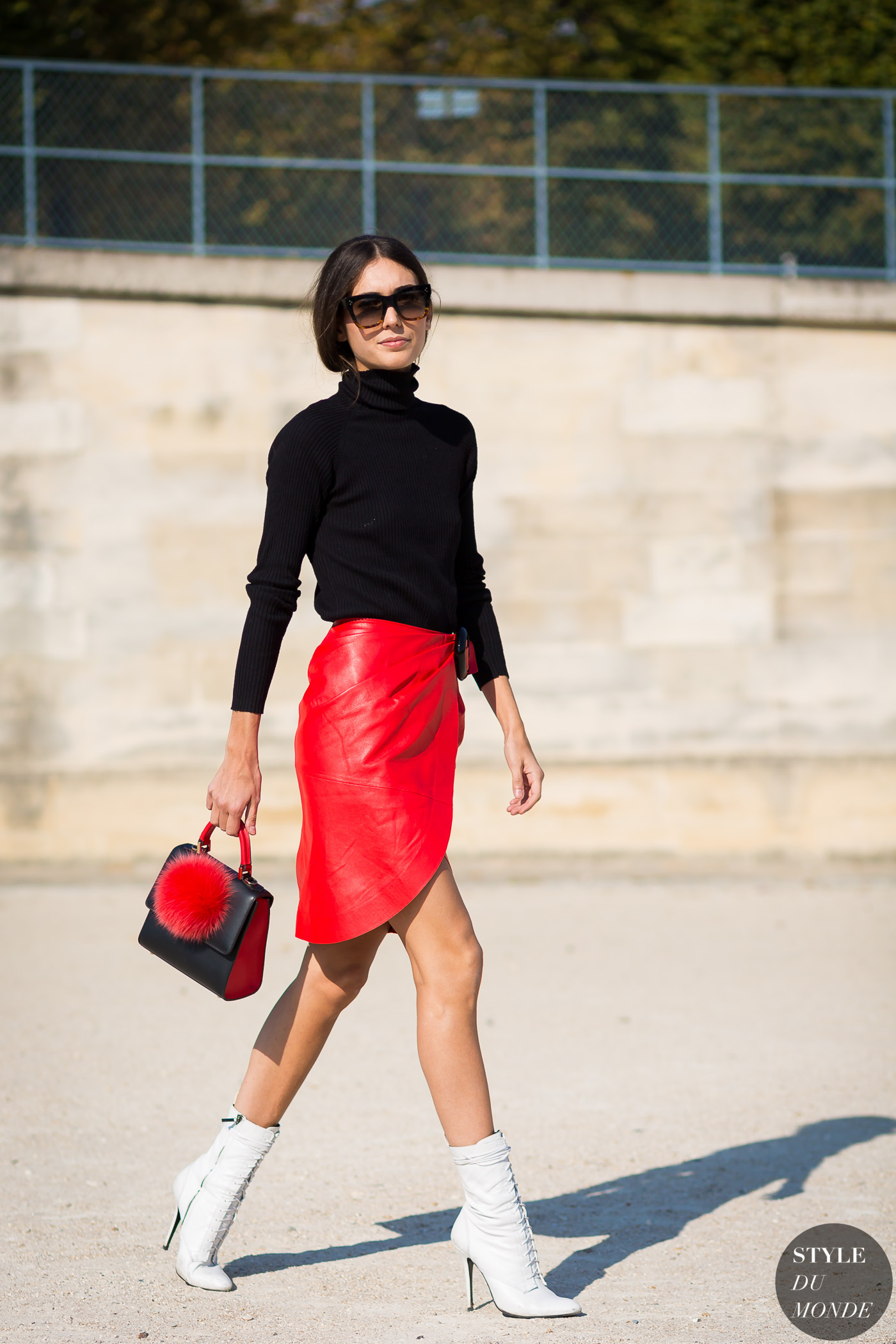 Red and black fashion style 37