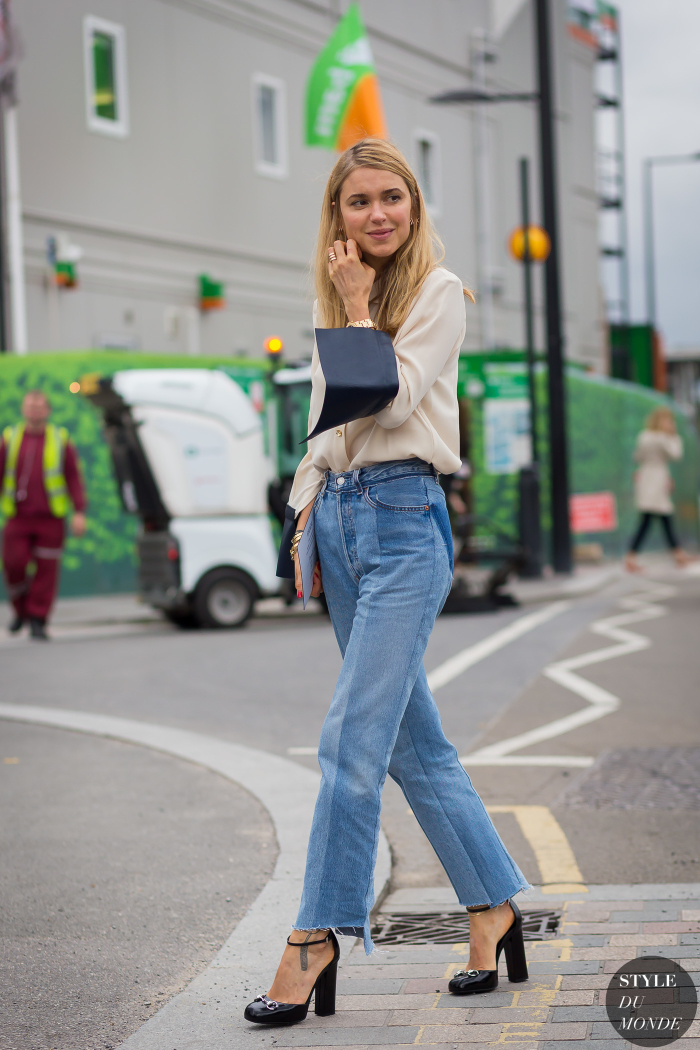 London Fashion Week Ss 2016 Street Style Pernille