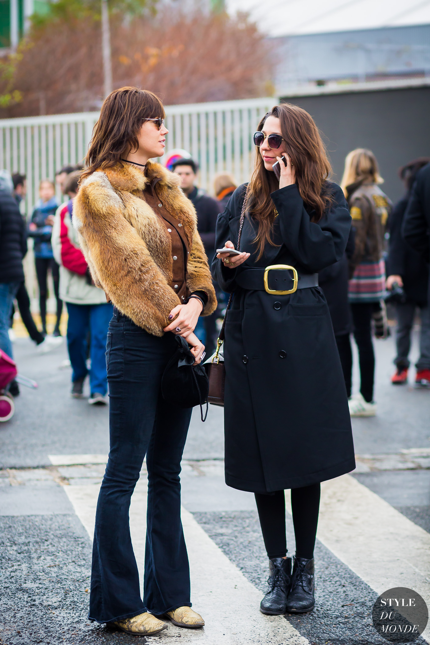 After Lanvin Street Style Street Fashion Streetsnaps by STYLEDUMONDE Street Style Fashion Photography