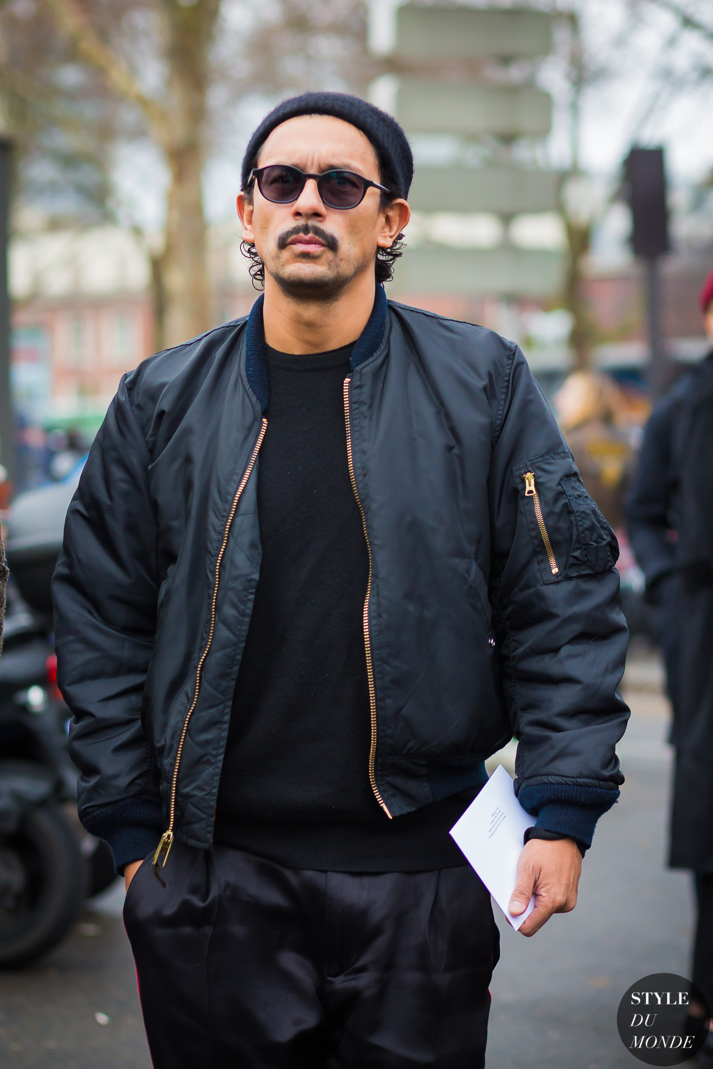 Paris Men 39 S Fashion Week Fw 2016 Street Style Haider Ackermann Style Du Monde Street Style