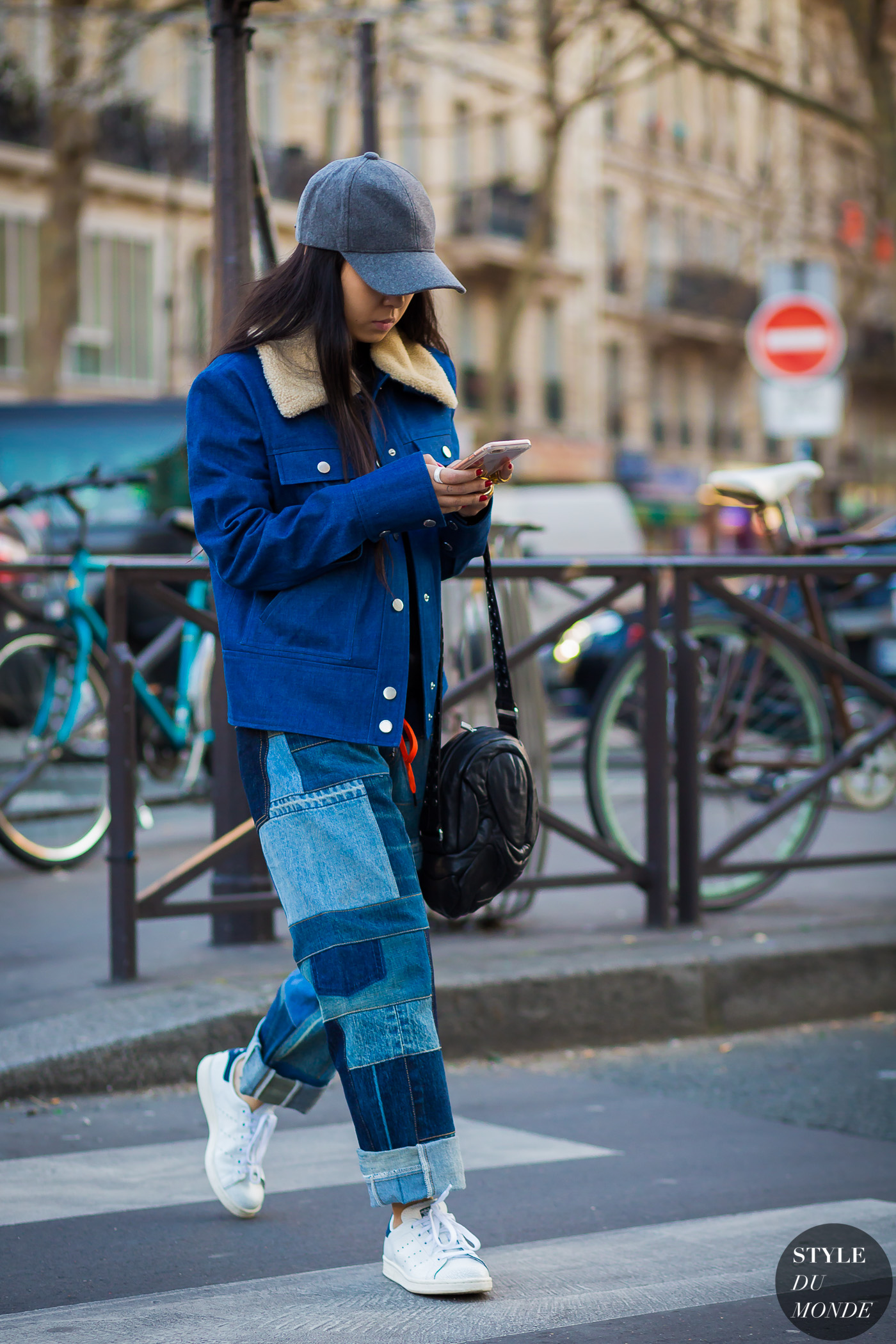 Christina Paik Street Style Street Fashion Streetsnaps by STYLEDUMONDE Street Style Fashion Photography