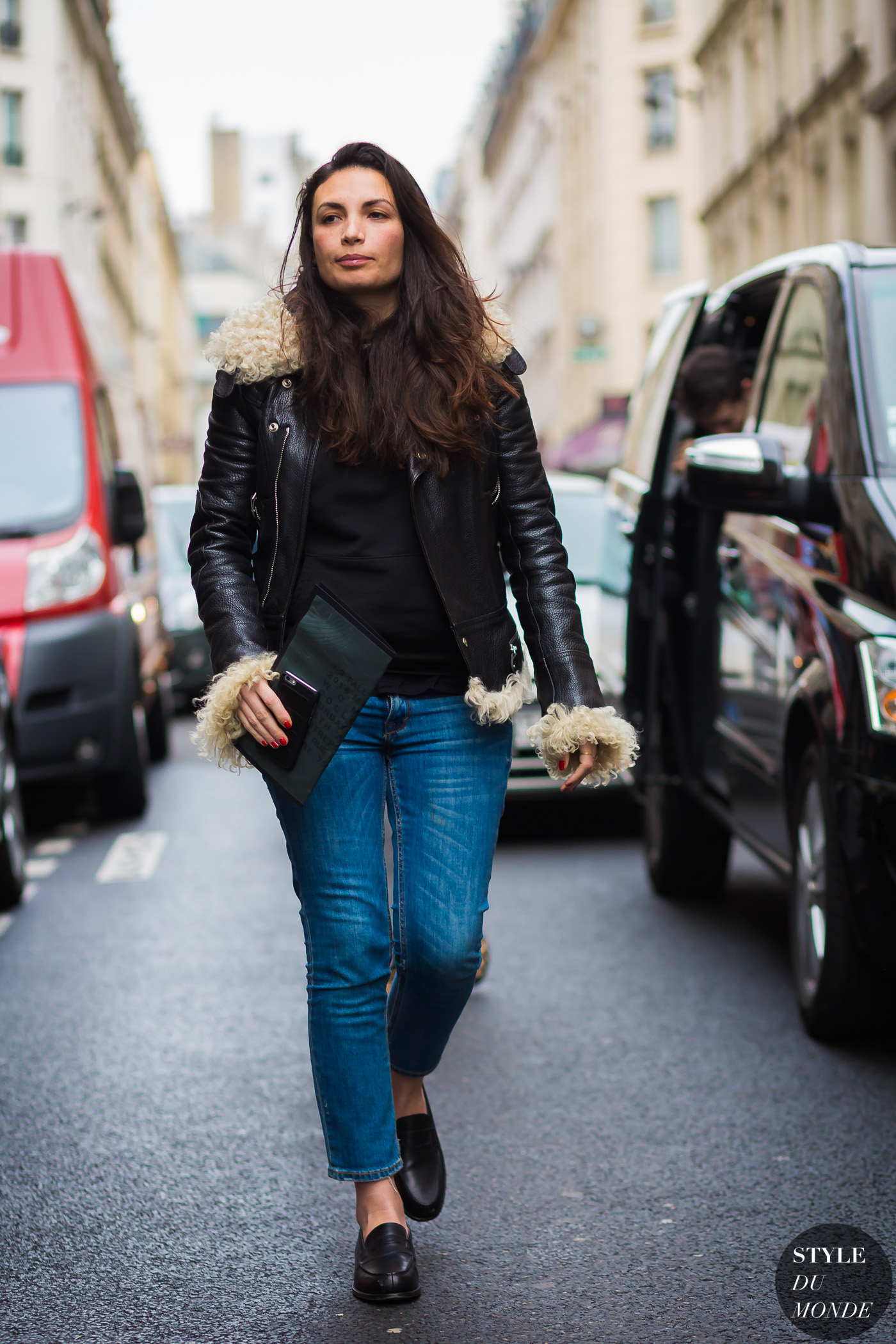 Laetitia Paul Street Style Street Fashion Streetsnaps by STYLEDUMONDE Street Style Fashion Photography