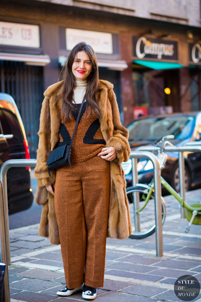 Milan Men 39 S Fashion Week Fw 2016 Street Style Margherita Missoni Style Du Monde Street