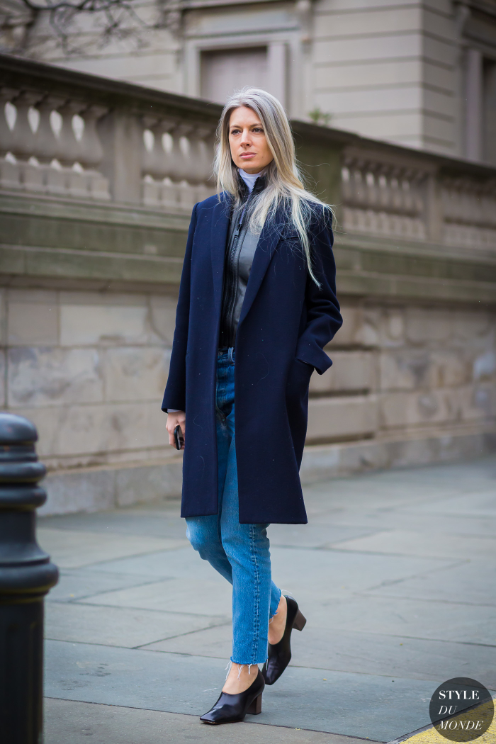 New York Fashion Week Fw 2016 Street Style Sarah Harris