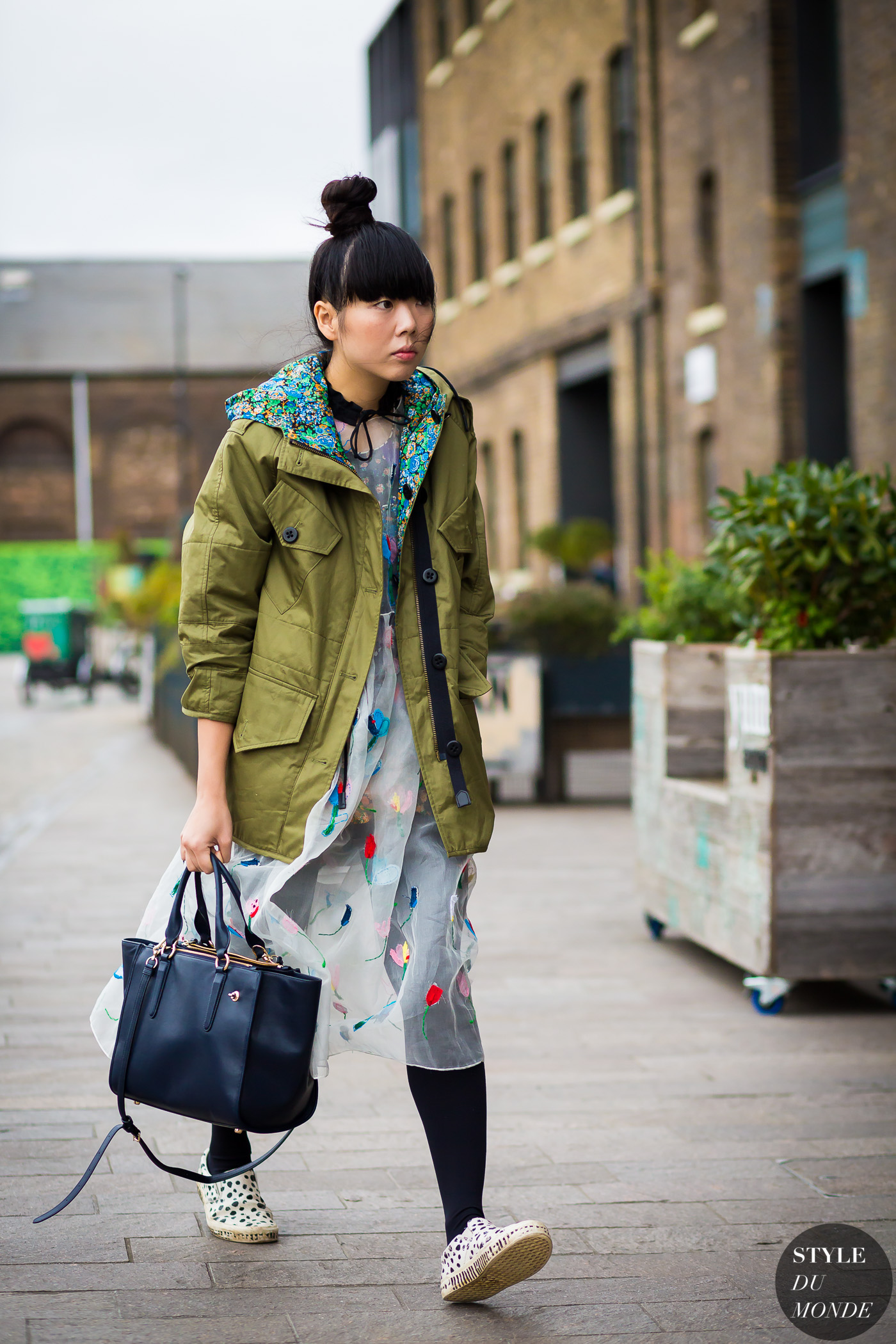 Susie Lau Susie Bubble Style Bubble Street Style Street Fashion Streetsnaps by STYLEDUMONDE Street Style Fashion Photography