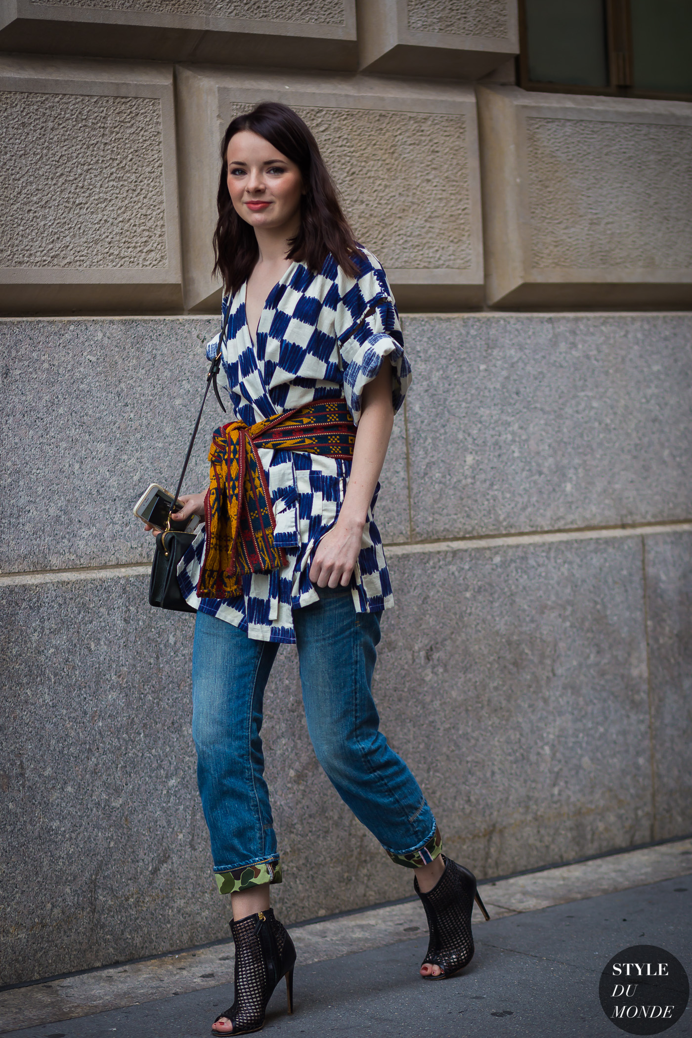 Jane Aldridge Sea of shoes Street Style Street Fashion Streetsnaps by STYLEDUMONDE Street Style Fashion Photography