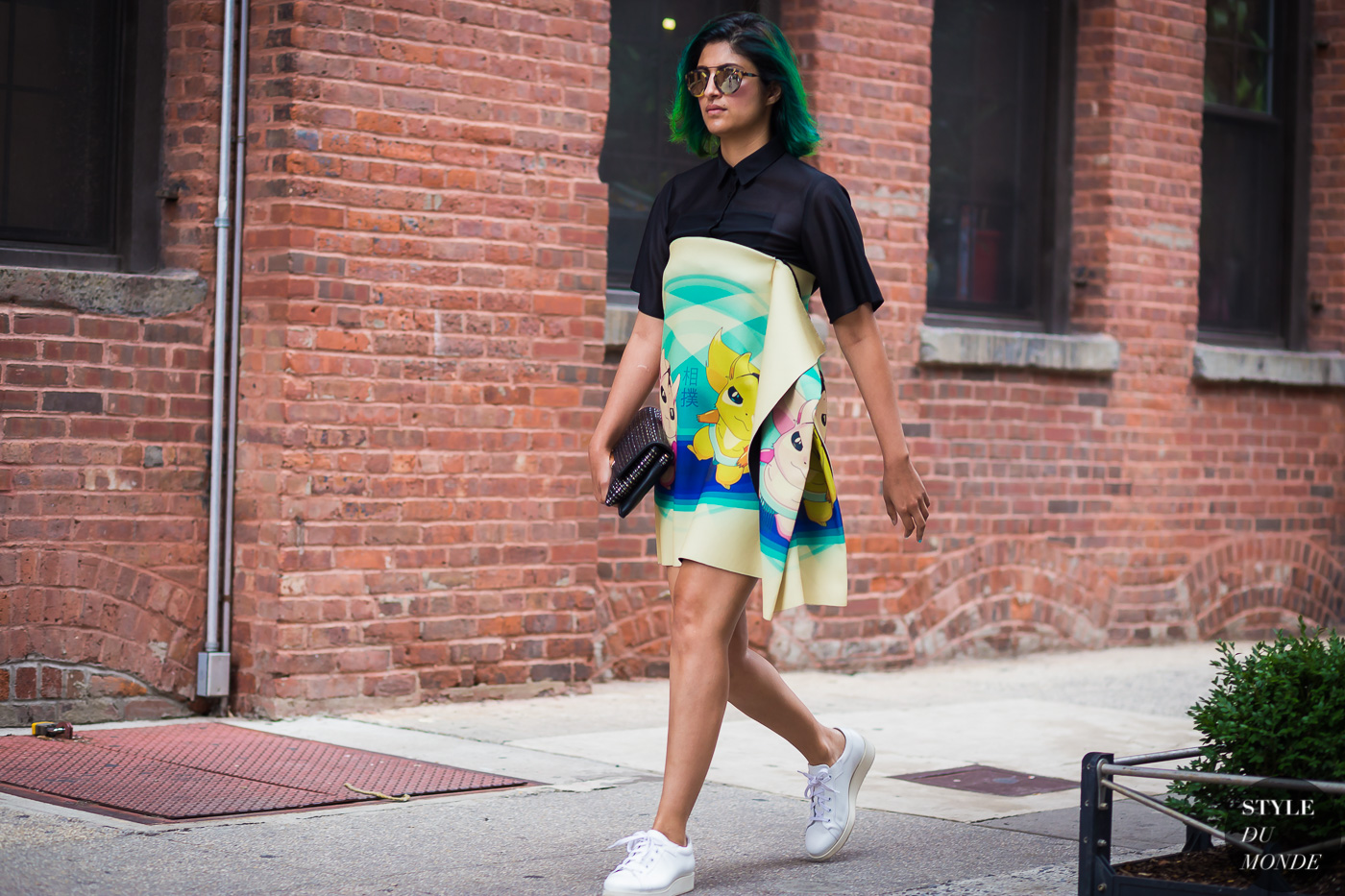 Preetma Singh Street Style Street Fashion Streetsnaps by STYLEDUMONDE Street Style Fashion Photography
